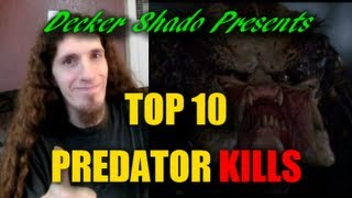 getlinkyoutube.com-Top 10 Predator Kills