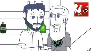 getlinkyoutube.com-Geoff Gets Cut Off – Rooster Teeth Animated Adventures 4K