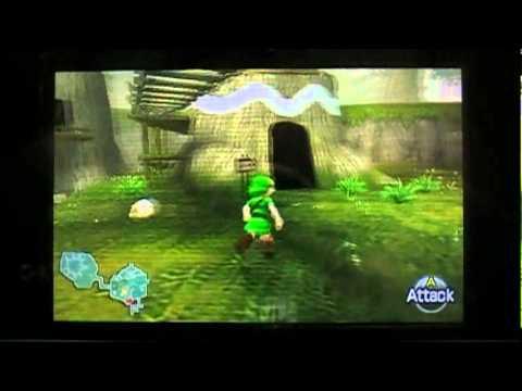 The Legend of Zelda Ocarina of Time 3D Master Quest - part 1