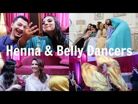 HENNA & BELLY DANCERS
