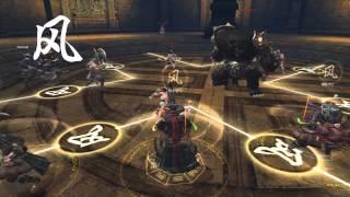 "getlinkyoutube.com-1st 3D MMORPG ""협객 온라인(Xiake Online)"" PVM 플레이 영상"