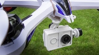 getlinkyoutube.com-Tarantula X6 G-2D gimbal Xiaomi Yi flight length test