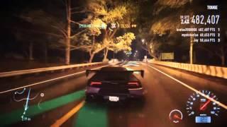getlinkyoutube.com-1,020,991 Drift Record!! Huracan drift build. Need for Speed 2015