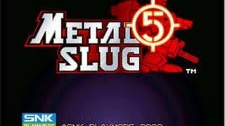 getlinkyoutube.com-Metal Slug 5
