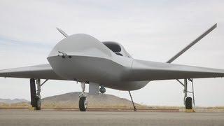 getlinkyoutube.com-Новая стратегия ВВС США!  Беспилотники Predator - Dominator.