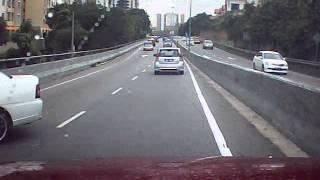 getlinkyoutube.com-Proton Waja spins out of control.....