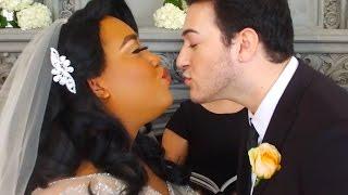 getlinkyoutube.com-MY WEDDING MAKEUP TUTORIAL | PatrickStarrr