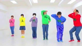 getlinkyoutube.com-【ごち松】ニートの六つ子達がOP踊ってみた【オリジナル振り付け】
