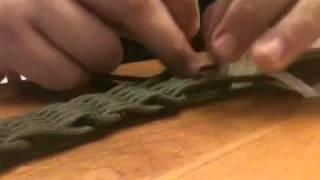 getlinkyoutube.com-How to make a 550 cord sling