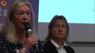 Järnvägsforum Norr - Summering och avslutning av infrastrukturminister Anna Johansson