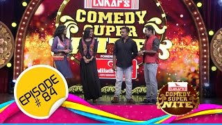 getlinkyoutube.com-Comedy Super Nite with Dr. Rony & Leona Lishoy | റോണി & ലിയോണ | CSN  #84