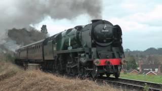 Severn Valley Railway Spring Steam Gala - 17th March 2017
