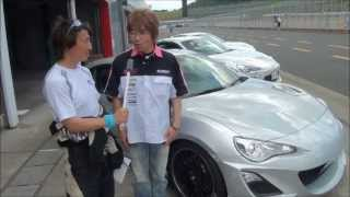 getlinkyoutube.com-86-BRZ CUP SHOPチューニング試乗テスト R Magic by 丸山浩