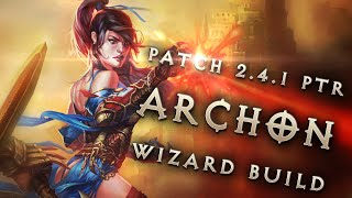 getlinkyoutube.com-Diablo 3 2.4.1 Wizard Build: Vyr's Archon GR 100+ (PTR, Season 6)
