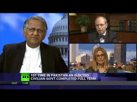 CrossTalk on Pakistan: Drone Country
