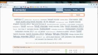 getlinkyoutube.com-How To Download Movies From Torrentz.com