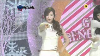 111222 SNSD  少女時代  Merry Christmas + Mr.Taxi 1080P