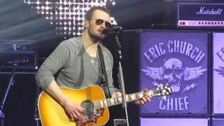 getlinkyoutube.com-Eric Church Springsteen (Live in Glasgow, Scotland)