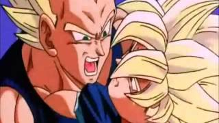 getlinkyoutube.com-Vegeta cares about dead son and THEN doesn't