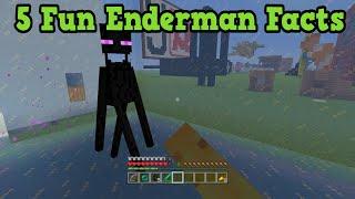 getlinkyoutube.com-Minecraft Xbox 360 / PS3 - 5 Useful Enderman Facts