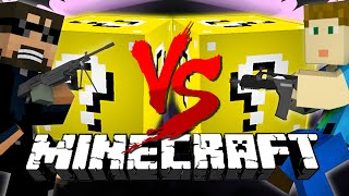 getlinkyoutube.com-Minecraft: ENDER LUCKY BLOCK CHALLENGE | Eye of the Tiger!!