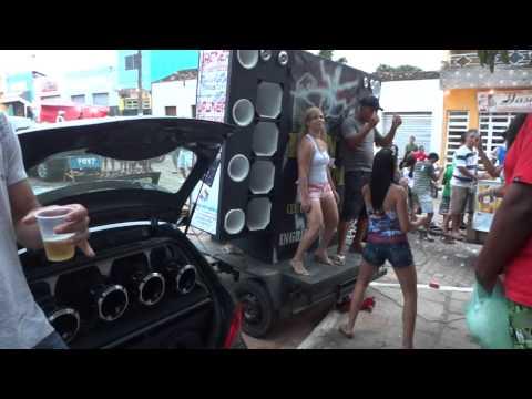 carnaval de varzea do poço ba... som automotivo muita zuada paredão de vandelsi