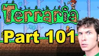 getlinkyoutube.com-Terraria - BUNNY SUICIDE PACT - Part 101