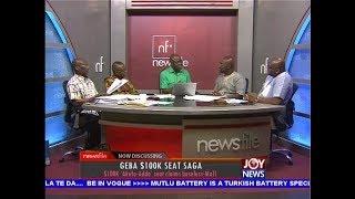 GEBA $100K Seat SAGA - Newsfile on JoyNews (23-12-17)