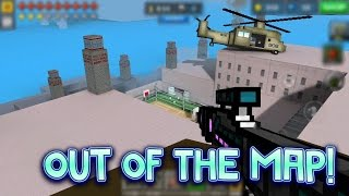 Pixel Gun 3D - Out Of The Map: Infected Prison! [New]
