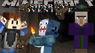 getlinkyoutube.com-Minecraft Adventures - Sharky & Scuba Steve - SHARKY LOSES HIS FIRST TOOTH