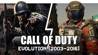 getlinkyoutube.com-วิวัฒนาการ Call of Duty ปี 2003 - 2016