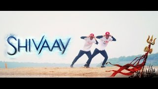 getlinkyoutube.com-BOLO HAR HAR HAR | Shivaay |  Dance Choreography  | By THE HAC | T-Series