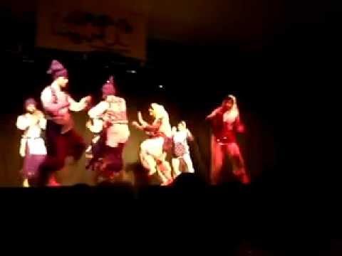 Keele Dance Show 2012- Bhangra Society