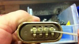 getlinkyoutube.com-master lock 175 bypassed