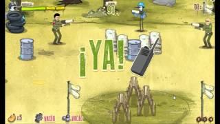 getlinkyoutube.com-Iori en 8bits Jugando ( Paint War )