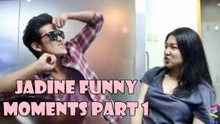 JaDine Funny Moments | Part 1
