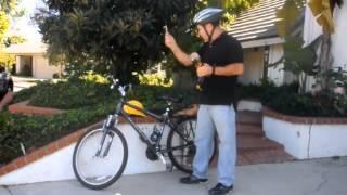 getlinkyoutube.com-Электровелосипед из шуруповерта