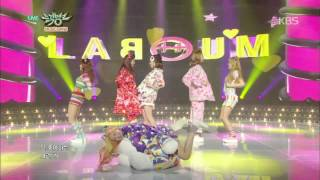 getlinkyoutube.com-[HIT] 뮤직뱅크 - 라붐(LABOUM) - Sugar Sugar.20150327