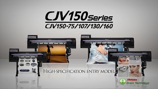 CJV150 | MIMAKI ENGINEERING CO , LTD Ver10