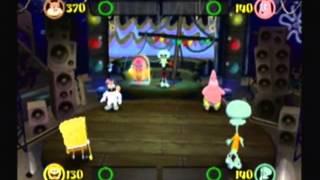 SpongeBob SquarePants: Lights, Camera, Pants!   Story Mode   Part 4   Sand Stadium