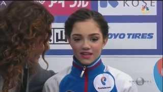 getlinkyoutube.com-2015 Rostelecom Cup - Evgenia Medvedeva FS NBC