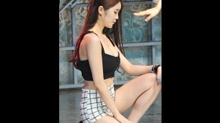 getlinkyoutube.com-150828 LOL_수연 걸스데이_Something Dance Cover 신인대발견 프로젝트 신발 직캠 by 욘바인첼