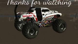 2015 Monster mutts test freestyle (sim-monsters/ror)