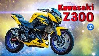 Kawasaki Z300 แต่งสวย รวมรถเด็ด!