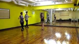 getlinkyoutube.com-Open My Eyes (by Tina Argyle) - Line Dance (Demo & Walk Thru)