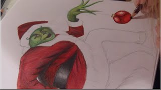 getlinkyoutube.com-Drawing:The Grinch