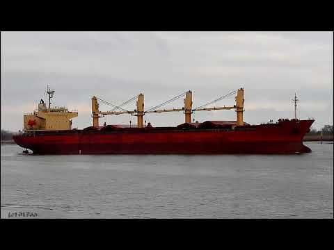 Click to view video POLA AUGUSTA - IMO 9385087 - Germany - River Weser - Brake Unterweser