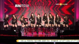 getlinkyoutube.com-111101 SNSD-Hoot+Run Devil Run @KBS Joy 5th Annivesary Big Concert