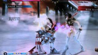 Challenge Quest 9, Soul Calibur Lost Swords
