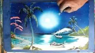 getlinkyoutube.com-Renato Dart (Pintura com os Dedos - Finger Painting)